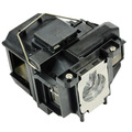 Replacement Projector Lamp for EPSON ELPLP67 V13H010L67 with Module fitting for EPSON DLP/LCD Projectors  EB-W12/EB-X02/EB-X11