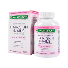 Волосы, кожа и ногти 5000 mcg fo биотин 250 шт антиоксиданты A, C& E плюс Гиалуроновая кислота