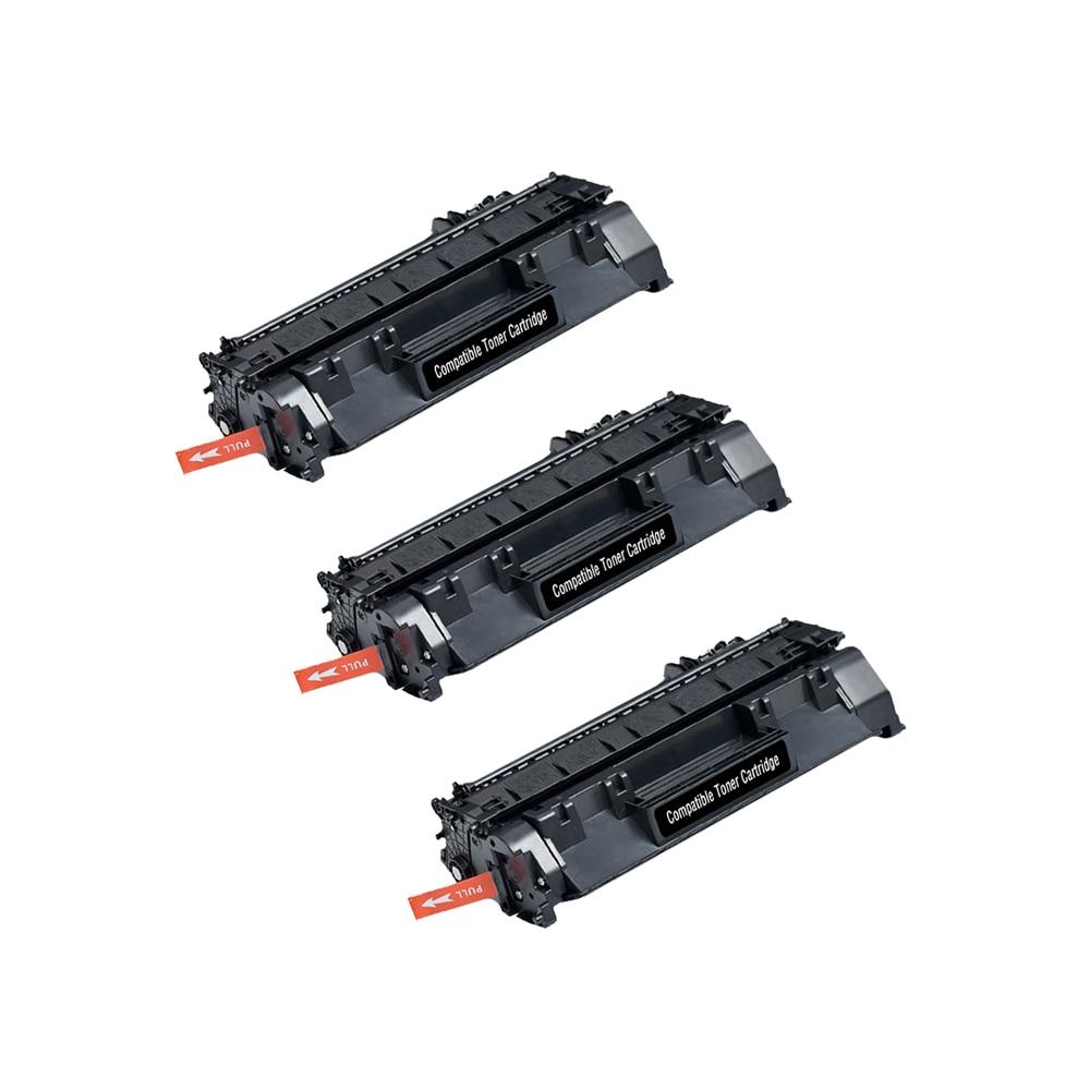 Chip for hp colour cf 400 a cf 400 m252dw m 277n m 252 mfp 252 n -  Cf280 80 Cf280a Cf 280a 3 Pack