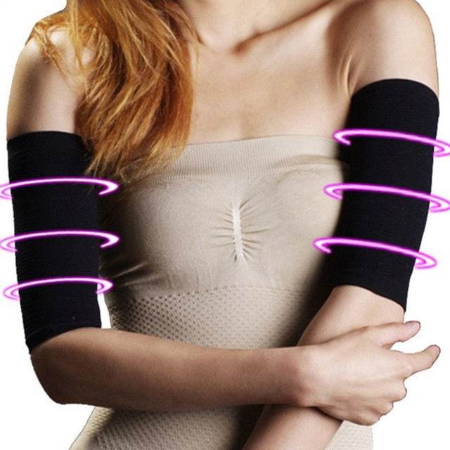 Arm Sleeves Weight Loss Wrap Belt 2