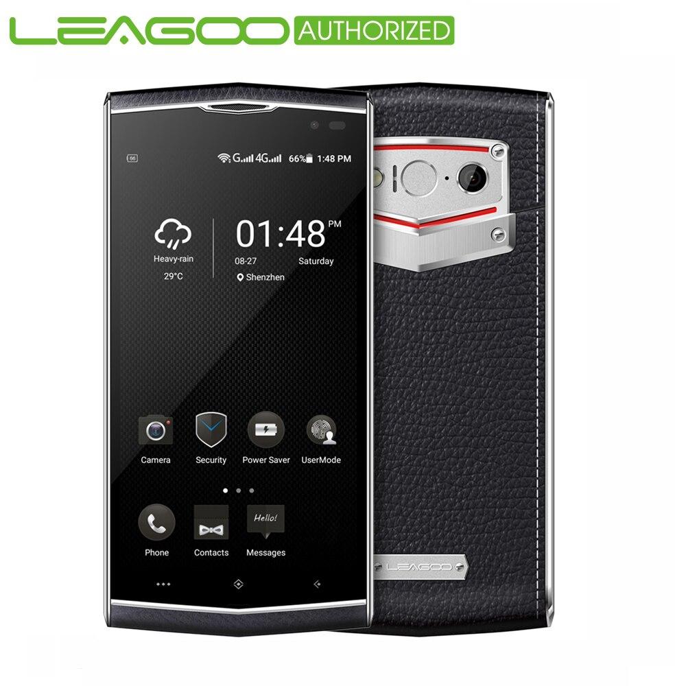 Leagoo Cellphone 4G Fingerprint Octa Core 3GB Smartphone