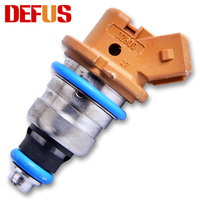 4x Flow Matched Fuel Injector 02800 0416Y For Petrol OEM Car Engine Nozzle Injection Valve Injector