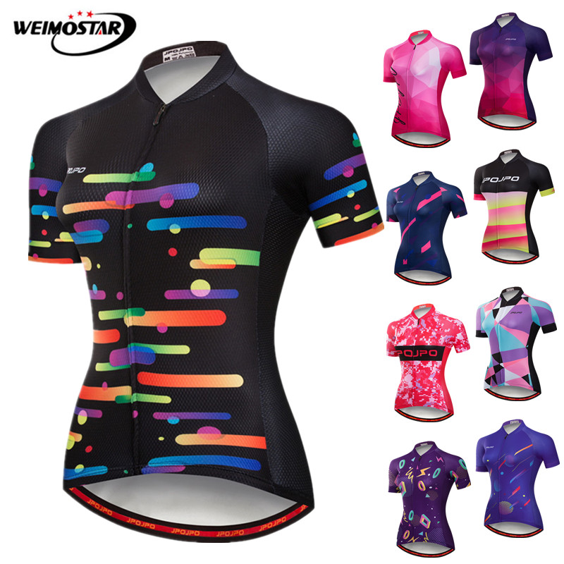 Weimostar Pro Team Cycling Jersey Summer Short Sleeve MTB Bicycle Cycling Clothing Ropa Maillot Ciclismo Racing Bike mtb Jersey