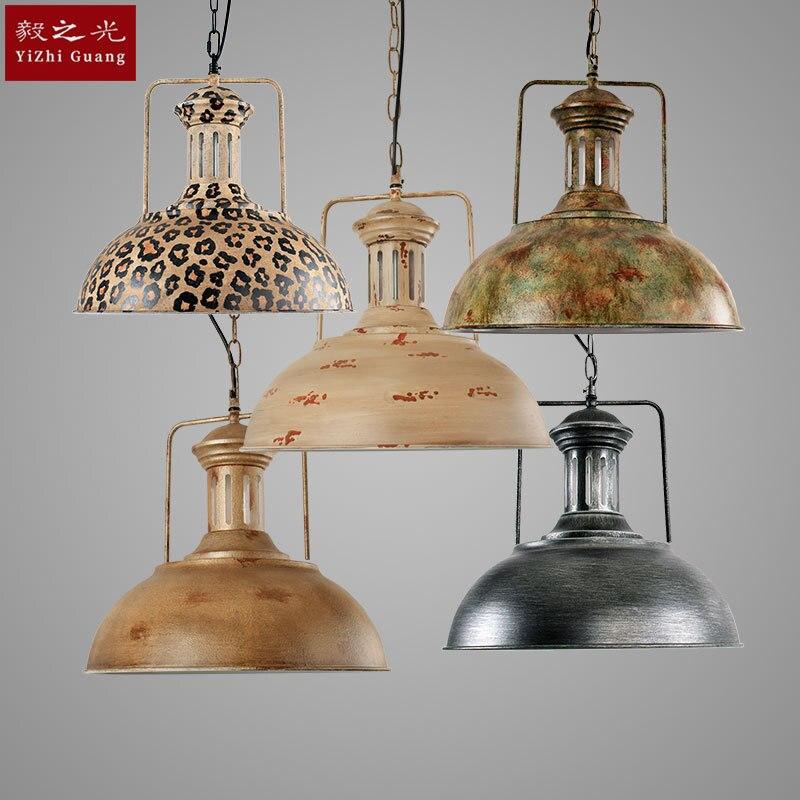 I sensi antichi del pendente lampada della sala da pranzo, pentola di ferro battuto, assorbire la luce di cupola lampade salotto e lanterne di illuminazioneI sensi antichi del pendente lampada della sala da pranzo, pentola di ferro battuto, assorbire la luce di cupola lampade salotto e lanterne di illuminazione