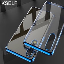 KSELF Soft Luxury TPU Case For Huawei P20 Lit Pro  Ultra Thin Silicone Transparent Cover Cases Coque