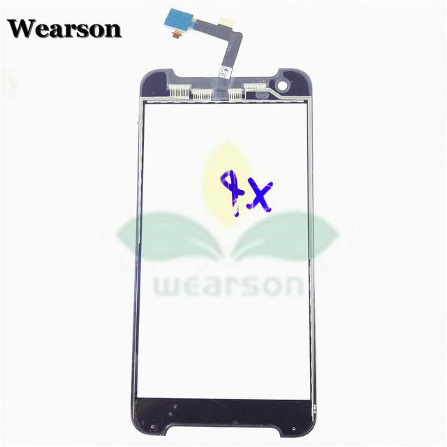 For HTC One X9 Touch Panel High Quality X9U Touch Screen Digitizer With Glue Free Shipping With Tracking Number