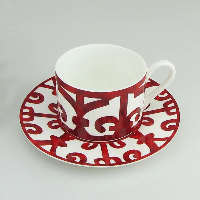 yefine bone china dinnerware set porcelain tableware dish and plate