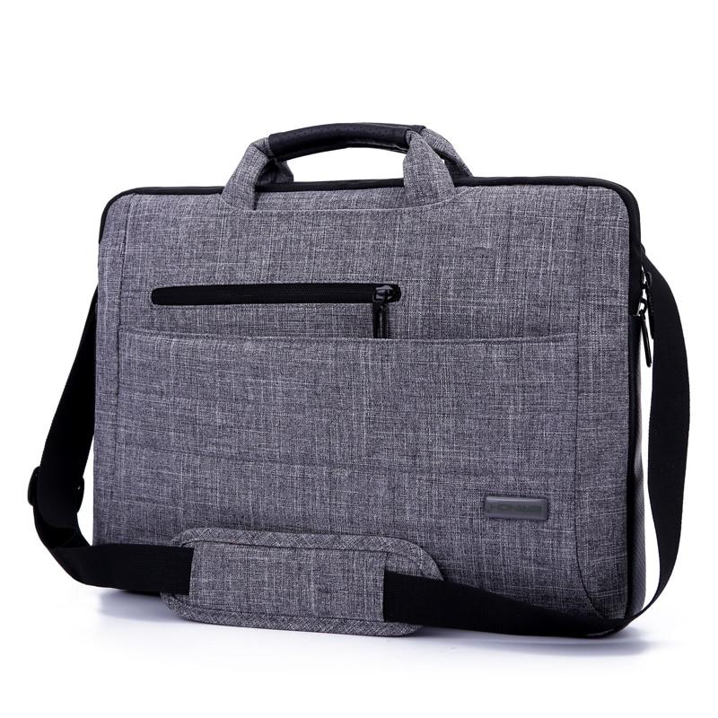 BRINCH 17.3 inch Laptop Computer Case Cover Sleeve Shoulder Strap Bag with Side