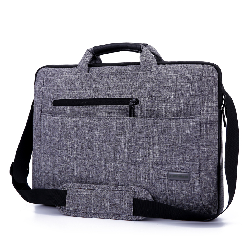 BRINCH Brand 14.6/15.6 inch Notebook Computer Laptop Sleeve Bag for Men Women Cover Case 14 15 Briefcase Shoulder Messenger Bag