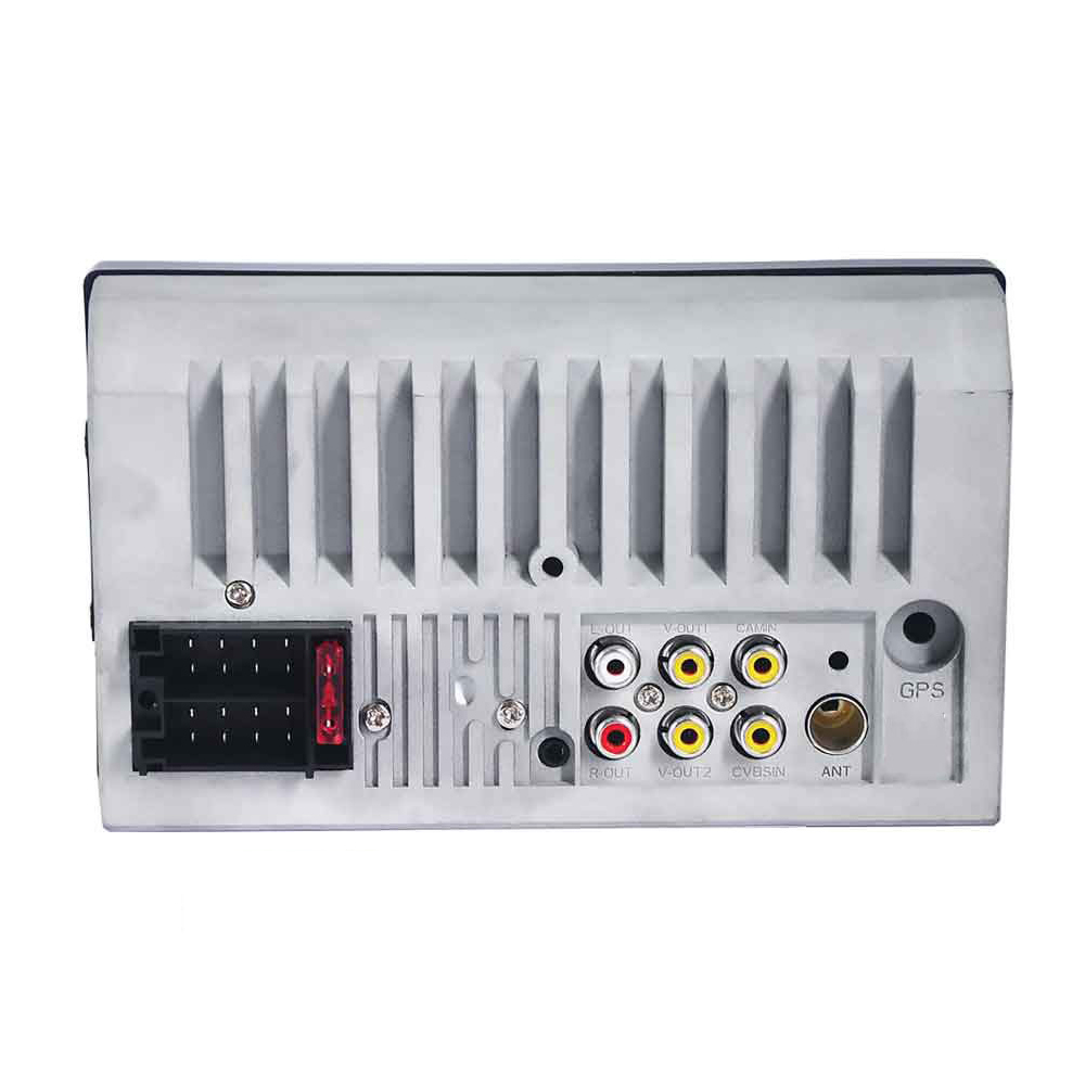 US $42.45 21% OFF|7018B Double 2 Din Car Radio Auto Audio Stereo Bluetooth on
