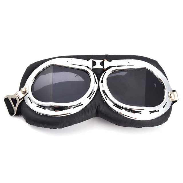 d10857a159d Motorcycle Goggles for Harley Davidson Motor Protective Gear Glasses  Motorbike Accessories   Parts Helmet Safety Goggles