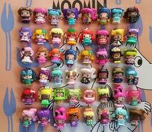 20 pçs/set 2.5cm mixie mini pinypon scented figura de ação boneca pvc lalaloopsy brinquedo dos desenhos animados anime meu mini mixie para a menina d11