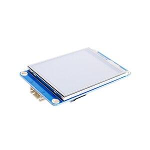 "Image 5 - 2.4 ""2.8"" 3.2 ""Nextion HMI الذكية الذكية USART UART المسلسل اللمس TFT وحدة عرض LCD لوحة لتوت العليق Pi 2 A + B +"