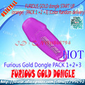 Furious Gold USB Key Activated with Packs 1, 2, 3 For Alcatel&BlackBerry&LG