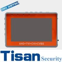 4 3 Wrist TFT LCD AHD CVI TVI Analog 4 In 1 HD Security Test Monitor