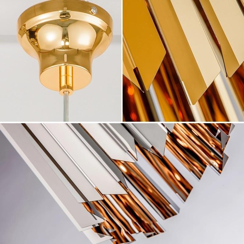 Spot Edelstahl Anhänger Lichter Originalität Einfache Modell Schlafzimmer  Vertrieb Balkon Lampen LU627 ZL115 In Spot Edelstahl Anhänger Lichter  Originalität ...