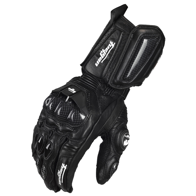 Motorcycle Gloves GP PRO Air Flow System For Men Genuine Goatskin Leather Full Finger Protective Gear