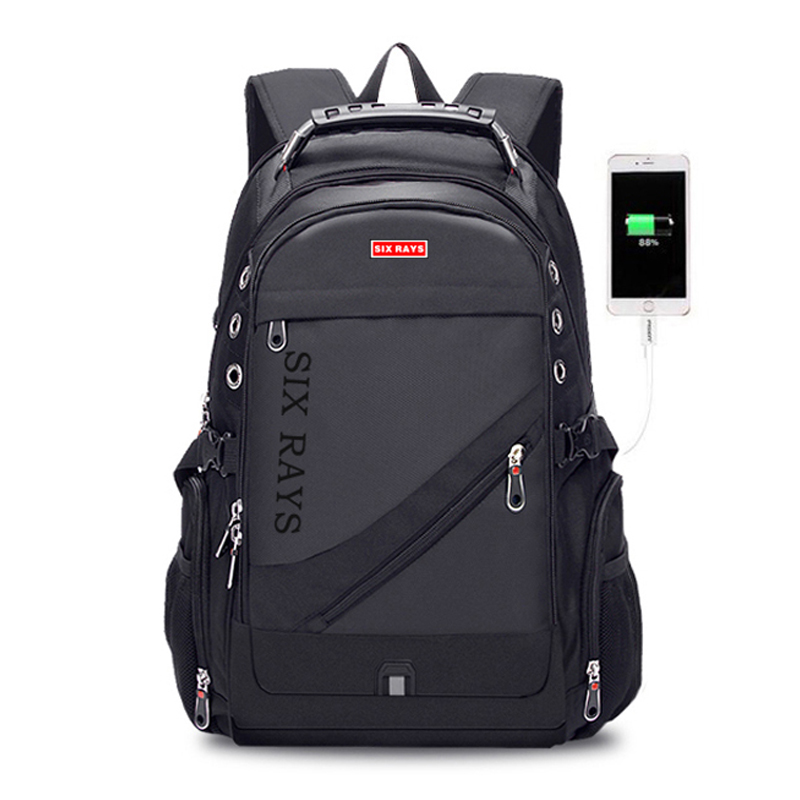 New 2019 Male Multifunction USB Charging Fashion Business Casual Tourist Anti-theft Waterproof 15.6 Inch Laptop Men BackpackNew 2019 Male Multifunction USB Charging Fashion Business Casual Tourist Anti-theft Waterproof 15.6 Inch Laptop Men Backpack