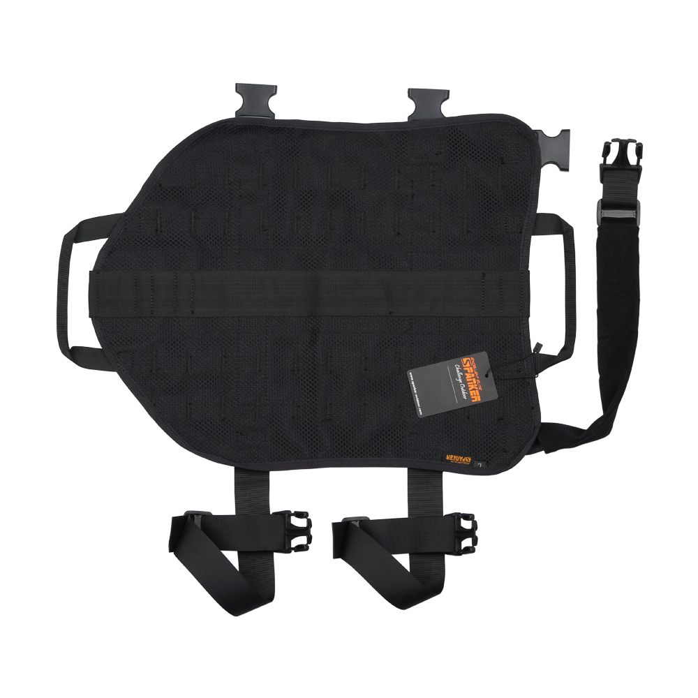 EXCELLENT ELITE SPANKER SPANKER Tactical Dog Tranning Vest Molle - Sportswear and Accessories - Photo 4