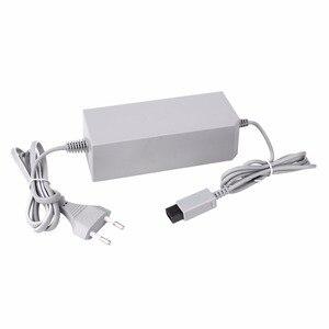 Image 2 - Lotes pcs 50 EUA/UE Adaptador AC 100   240V 12V 3.7A fonte de Alimentação Carregador de Parede para nintendo Wii Controlador Gamepad