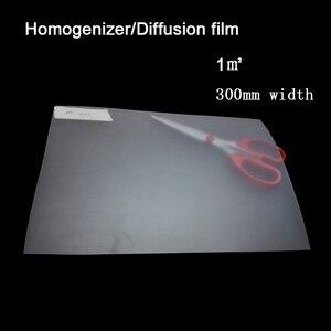 1 ㎡жк-экран, гомогенизационная пленка, плоская панель света, светодиодная рассеивающая пленка, однородная световая ПЭТ пленка, световая нап...