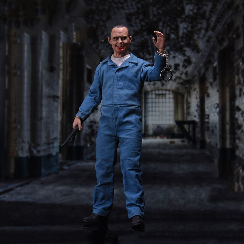 12'' Man Figure 1/6 Hannibal Lecter 2.0 Doll Toy With Head Sculpts FS012 2