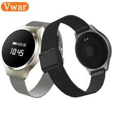 Новый Smart Band A68 Водонепроницаемый Смарт Браслет Bluetooth часы фитнес-браслет артериального давления пульсометр для IOS Android