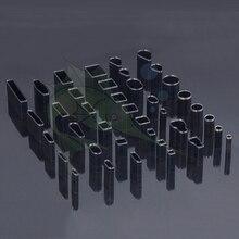 39 pz/scatola di Alta Qualith Cinturino di Vigilanza del Cuoio Perforatrice Spille set Assort Formato Del Foro Puncher Strumento per cinturino di Vigilanza del Cuoio produttori di