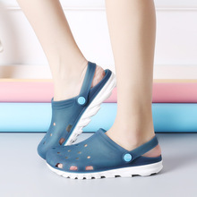 Women Shoes Men Beach Sandals Outdoor Summer Sea Aqua Shoes Wading Sneaker Gardon Croc