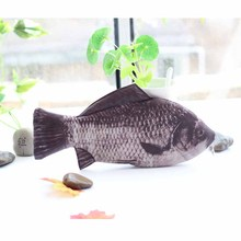 Student Articles Simulated Fish Pen Bag Carp Saury Salted Pencil Stationery Men And Women Box
