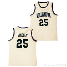 68dddb7319a4 2018 Villanova Wildcats College  25 Mikal Bridges Jerseys - White Stitched  Size S-XXL Free Shipping