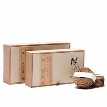 PINNY 40 Pcs Australian Sandalwood Incense Coils 2 And 4 Hours Natural Encens Spirale Room Fragrance Aromatic Aroma Sticks
