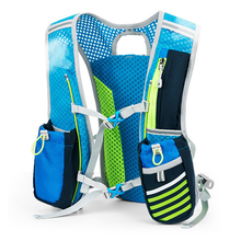 Backpack Trail Running Men Women Lightweight Running backpack 5L Marathon Fitness Hydration Vest Pack + 1.5L Water Bag Option