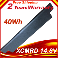 New XCMRD Battery for Dell Inspiron 15(3521) 17(3721) 14.8V 40WH 4 Cell