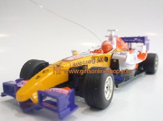1:43 F1 Draft Racing RC Car Radio Control Car Toy For Children's Christmas Gift