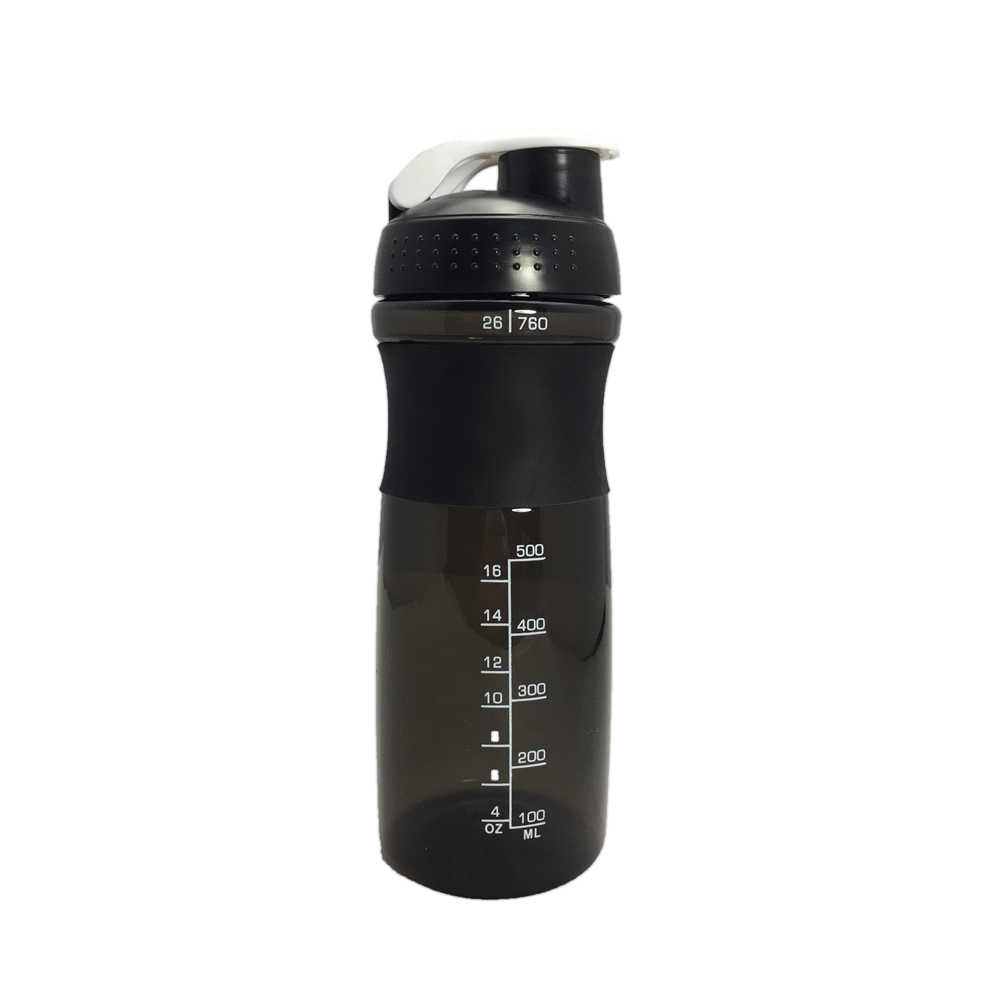 70f57f21c22 Sports Protein Shaker Bottle With Mix Ball Milk Protein Powder Mixer Water  Fitness Gym Outdoor Bicycle