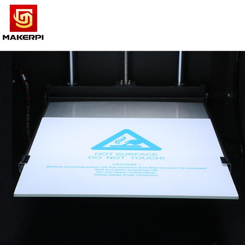 MakerPi Education Desktop 3d Printer Enclosed Laser Engraving FDM Printing Machine Get Mini 3d Printer FREE 6