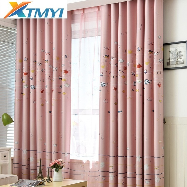 Aliexpress.com : Buy Children Cloth Curtains For Kids Boy Curtains For  Living Room Blackout curtains Cartoon Window Boys Bedroom Printed from  Reliable ...