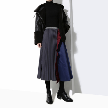 VeryYu 2020 Autumn Multicolor Korean Style Fashion  VerYYu