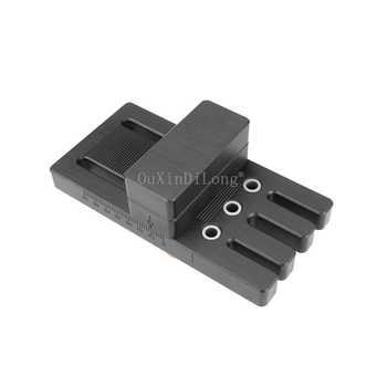 Premium Woodworking tools Wood Dowelling Jig Master Kit Set For Drilling 6mm,8mm,10mm Dowel Holes with Twist Drill Set KF1028