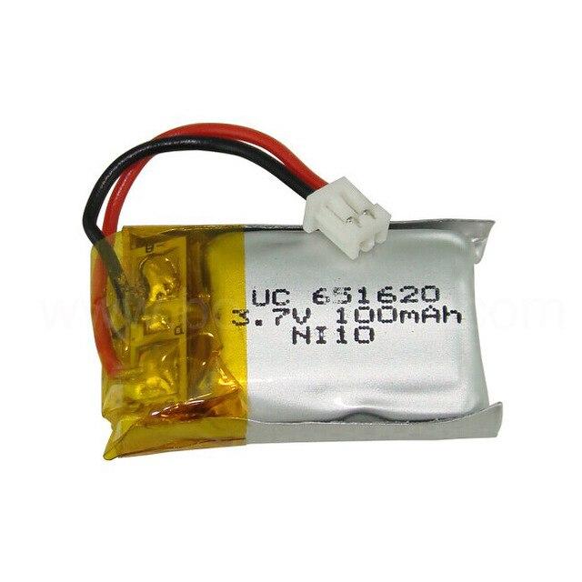 1S 3.7V 100mAh Lipo Battery For Cheerson CX10 CX-10 CX-10A