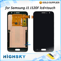 Lcd screen for Samsung Galaxy J1 J120F J120M J120H J120 display with touch digitizer replacement parts 1 piece free shipping