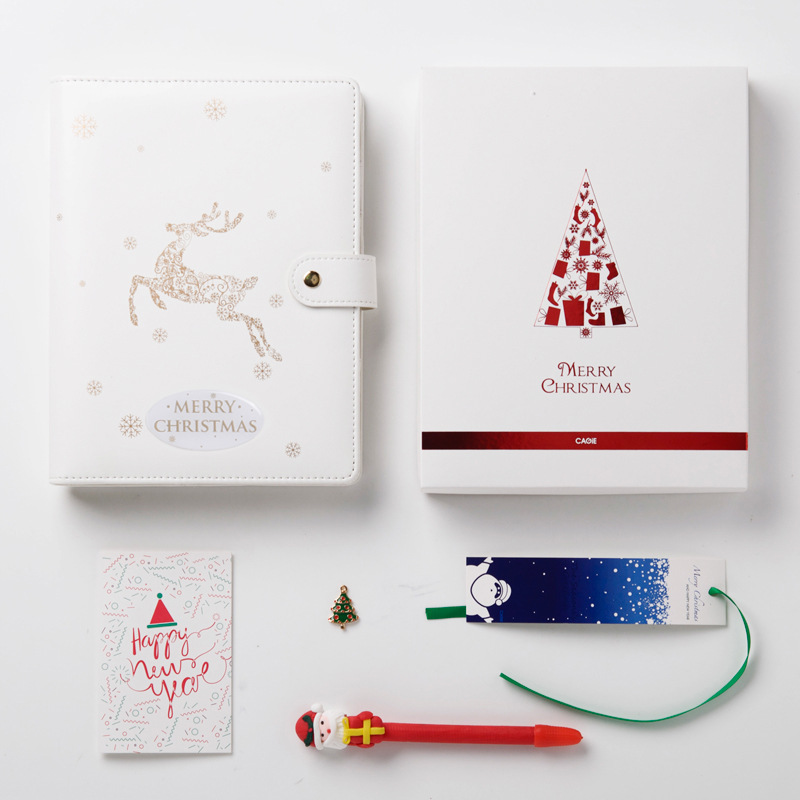 Agendas 2019 Planificadores A5 Christmas Notebook Travel Diary Planner Gift Journal Note Book Personal Organizer Month Dokibook agendas 2019 a5 a6 cute notebook daily weekly monthly planner organizer stationery paper dokibook travel journal diary note book