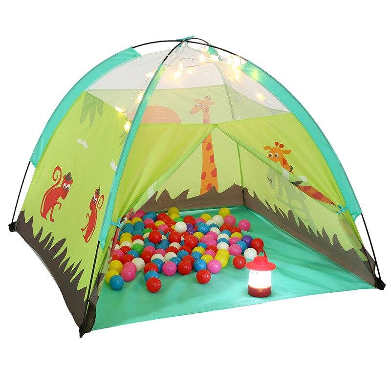 yard foldable tents for kids 120 120 90 cm big big room. Black Bedroom Furniture Sets. Home Design Ideas
