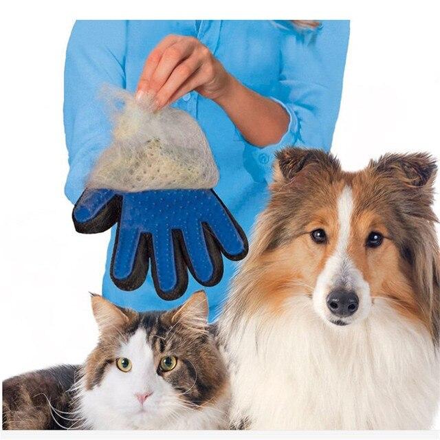 Dogs Brush Glove 10