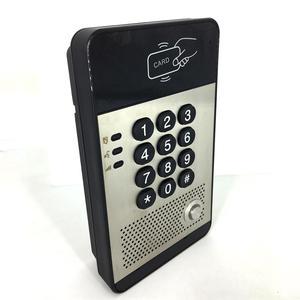 Image 3 - IP65 IP Video puerta teléfono impermeable Sistema de portero automático timbre soporte PoE