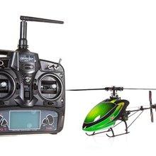 Walkera V120D02S мини 3D с DEVO7 вертолет для опытных пилотов 6-осевой гироскоп