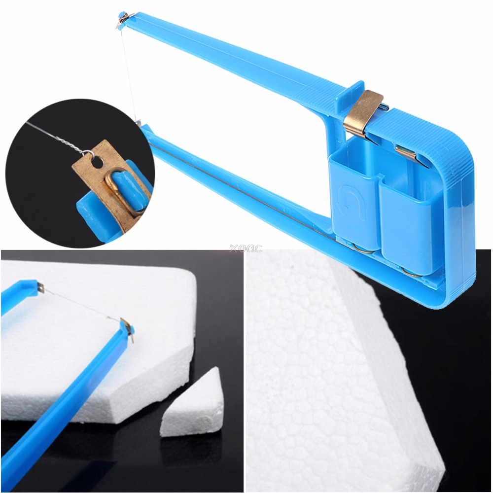 Creative Foam Styrofoam Cutter Cutting Machine With Spare Wire Craft Tool May08 Dropship
