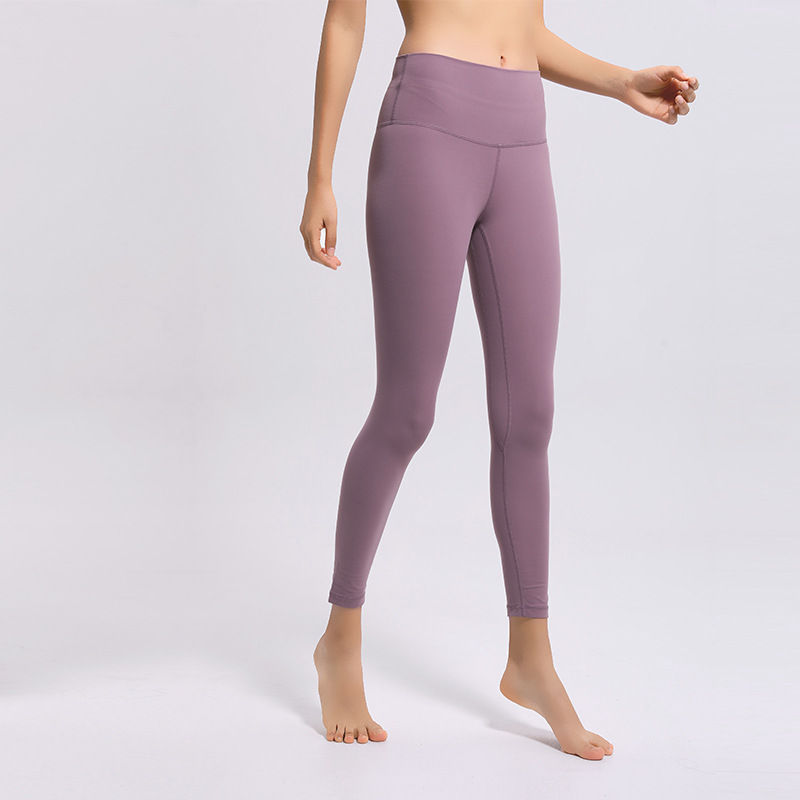 Classical 2.0 Versions Soft Naked-Feel Yoga Fitness Leggings Women Sport Tights Stretchy High Waist Gym Pants Athletic LeggingsClassical 2.0 Versions Soft Naked-Feel Yoga Fitness Leggings Women Sport Tights Stretchy High Waist Gym Pants Athletic Leggings