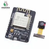 ESP32-CAM WiFi WiFi Module ESP32 serial to WiFi ESP32 CAM Development Board  5V Bluetooth with OV2640 Camera Module